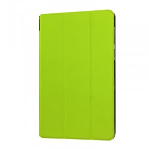 Сегментарный чехол книжка подставка на непрозрачной поликарбонатной основе для Lenovo Tab 2 A7-20