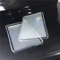 Силиконовый матовый полупрозрачный чехол для Huawei MediaPad T2 7.0 Pro Белый