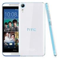 Пластиковый транспарентный чехол для HTC Desire 830