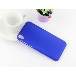 Пластиковый непрозрачный матовый чехол для HTC Desire 830