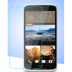 Ультратонкое износоустойчивое сколостойкое олеофобное защитное стекло-пленка для HTC Desire 828