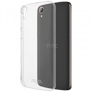 Пластиковый транспарентный чехол для HTC Desire 828