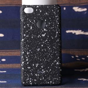 Пластиковый непрозрачный матовый чехол с голографическим принтом Звезды для ZTE Nubia Z11 Mini