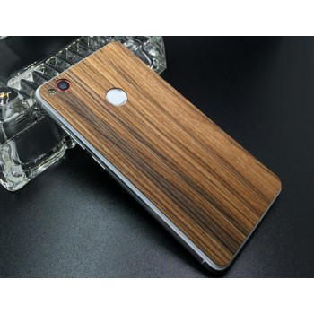 Экстратонкая клеевая натуральная деревянная накладка для ZTE Nubia Z11 Mini
