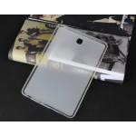 Силиконовый матовый полупрозрачный чехол для Samsung Galaxy Tab S2 8.0