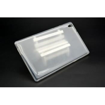 Силиконовый матовый полупрозрачный чехол для Lenovo Tab S8