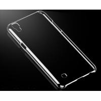 Пластиковый транспарентный чехол для LG X Power