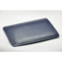 Кожаный мешок (иск. кожа) для Lenovo ThinkPad X1 Tablet  Синий