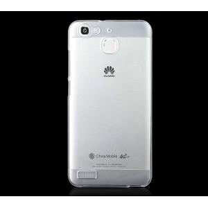 Пластиковый транспарентный чехол для Huawei GR3