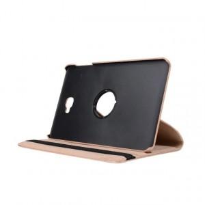Роторный чехол книжка подставка на непрозрачной поликарбонатной основе для Samsung Galaxy Tab A 10.1 (2016)