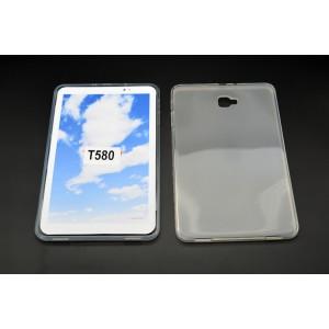 Силиконовый матовый полупрозрачный чехол для Samsung Galaxy Tab A 10.1 (2016)
