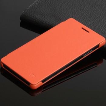 Чехол горизонтальная книжка на пластиковой основе для Huawei P8 Lite