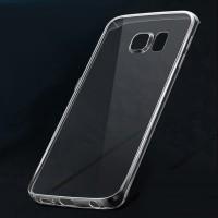 Силиконовый глянцевый транспарентный чехол для Samsung Galaxy Note 7