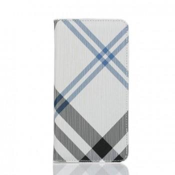 Чехол портмоне подставка на пластиковой основе с полноповерхностным принтом на магнитной защелке для Samsung Galaxy Note 7