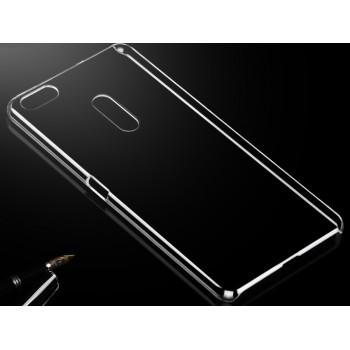 Пластиковый транспарентный чехол для Asus ZenFone 3 Ultra