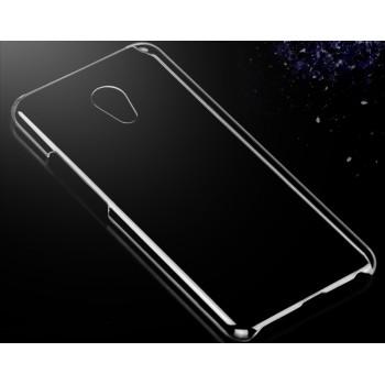 Пластиковый транспарентный чехол для Meizu MX6