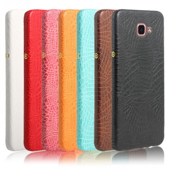 Чехол накладка текстурная отделка Кожа для Samsung Galaxy A9