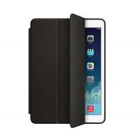 Сегментарный чехол книжка подставка на непрозрачной силиконовой основе для Ipad Pro  Черный