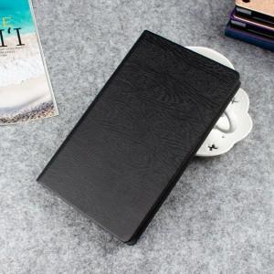 Чехол книжка подставка текстура Дерево на непрозрачной поликарбонатной основе для Lenovo Tab 3 7
