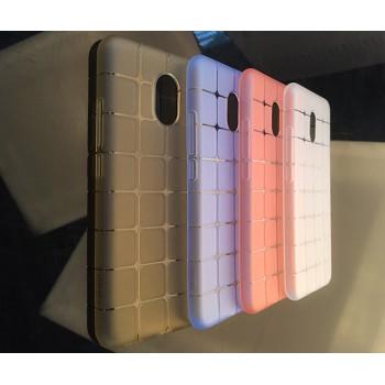 Силиконовый матовый полупрозрачный дизайнерский фигурный чехол для Meizu MX6