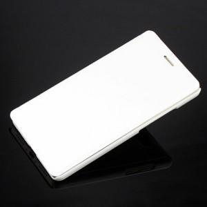 Чехол горизонтальная книжка подставка на пластиковой основе для Meizu MX6