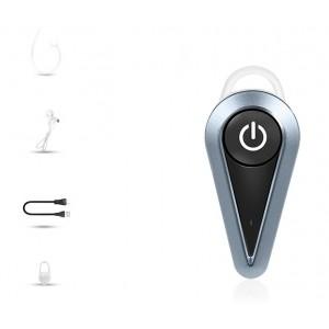Беспроводной bluetooth 4.1 внутренний наушник с функцией гарнитуры Черный