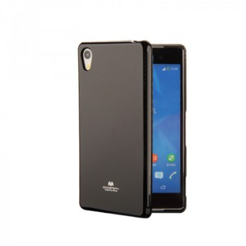 Силиконовый глянцевый непрозрачный чехол для Sony Xperia XA Ultra