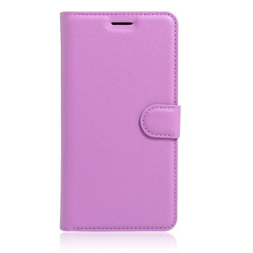 Чехол портмоне подставка на силиконовой основе на магнитной защелке для Huawei Honor 8
