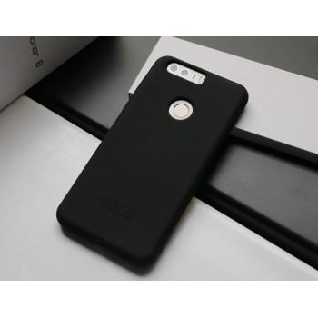Силиконовый матовый непрозрачный чехол премиум софт-тач для Huawei Honor 8