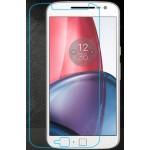 Ультратонкое износоустойчивое сколостойкое олеофобное защитное стекло-пленка для Lenovo Moto G4