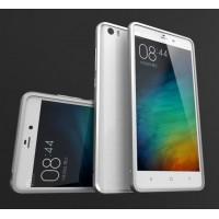 Металлический округлый бампер сборного типа на винтах для Xiaomi Mi Note  Белый