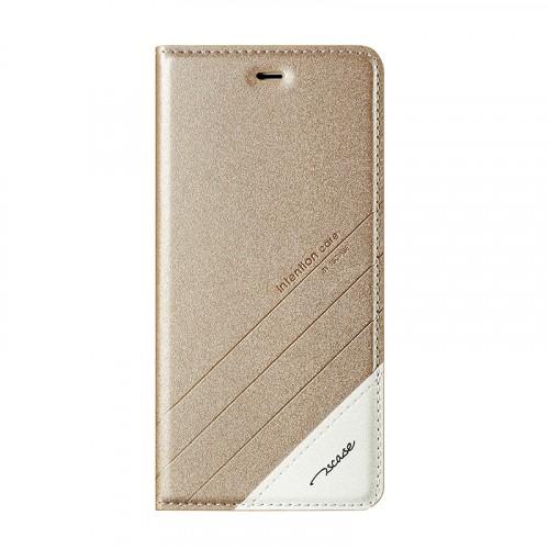 Чехол горизонтальная книжка подставка текстура Линии на пластиковой основе для Xiaomi Mi Note