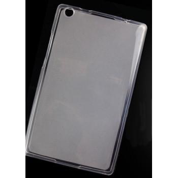 Силиконовый матовый полупрозрачный чехол для Lenovo Tab 3 8