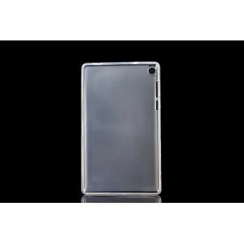 Силиконовый матовый полупрозрачный чехол для Lenovo Tab 3 7