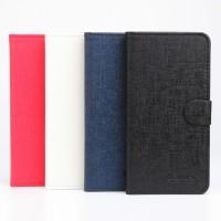 Текстурный чехол горизонтальная книжка подставка на силиконовой основе с отсеком для карт на магнитной защелке для Asus ZenFone 3 5.2