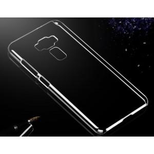 Пластиковый транспарентный чехол для Asus ZenFone 3 5.2