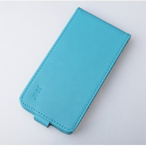Глянцевый чехол вертикальная книжка на пластиковой основе на магнитной защелке для Huawei Honor 5A/Y5 II