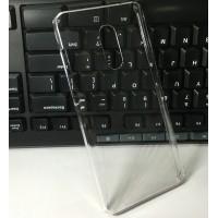 Пластиковый транспарентный чехол для Xiaomi RedMi Note 4