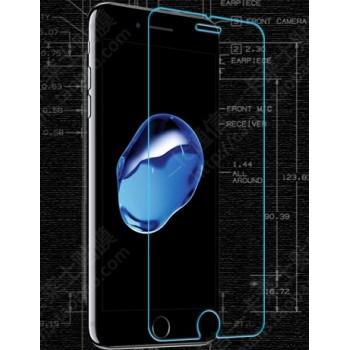 Ультратонкое износоустойчивое сколостойкое олеофобное защитное стекло-пленка для Iphone 7 Plus