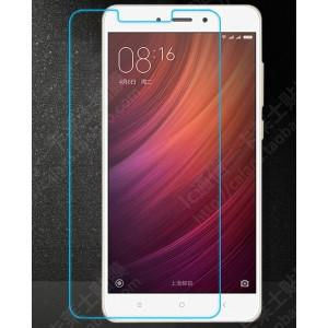 Ультратонкое износоустойчивое сколостойкое олеофобное защитное стекло-пленка для Xiaomi RedMi Note 4