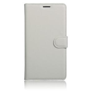 Чехол портмоне подставка на силиконовой основе на магнитной защелке для Iphone 7 Plus/8 Plus Белый