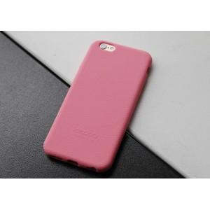 Силиконовый матовый непрозрачный нескользящий премиум софт-тач чехол для Iphone 7 Plus/8 Plus