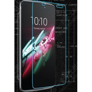 Ультратонкое износоустойчивое сколостойкое олеофобное защитное стекло-пленка для Alcatel Idol 4S/Blackberry DTEK60