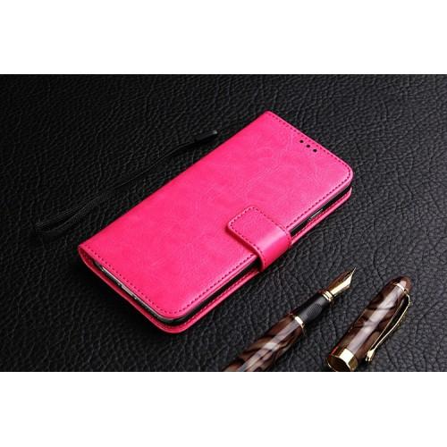 Винтажный чехол портмоне подставка на силиконовой основе на магнитной защелке для ZTE Blade A610