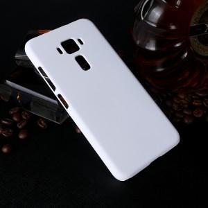 Пластиковый непрозрачный матовый чехол для Asus ZenFone 3 Deluxe