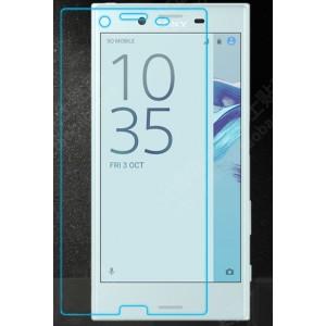 Ультратонкое износоустойчивое сколостойкое олеофобное защитное стекло-пленка для Sony Xperia X Compact