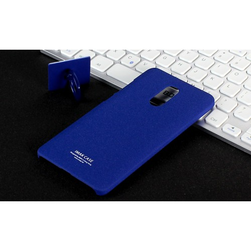 Пластиковый непрозрачный матовый чехол с повышенной шероховатостью для Xiaomi RedMi Note 4