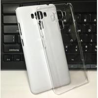 Пластиковый транспарентный чехол для Asus ZenFone 3 Laser
