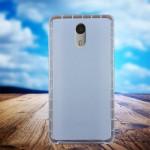 Силиконовый матовый полупрозрачный чехол для Umi Plus