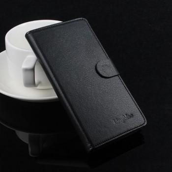 Чехол портмоне подставка на пластиковой основе на магнитной защелке для Lenovo P780